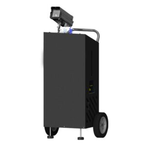 Mobile Sanitization Dispenser (SaniCart)